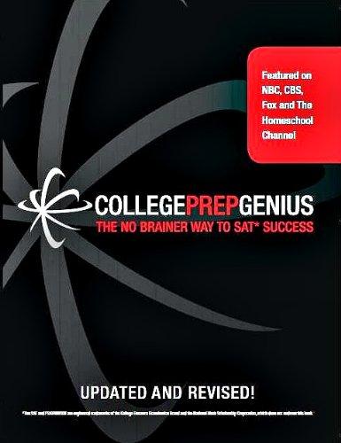 College Prep Genius No Brainer Way to SAT Success