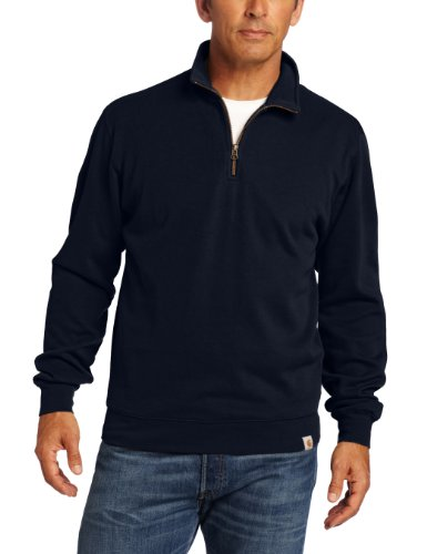 Carhartt Knit quarter zip relaxed fit Pullover