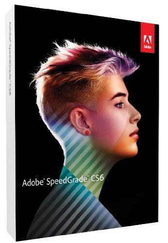 Adobe SpeedGrade CS6 [Old Version]