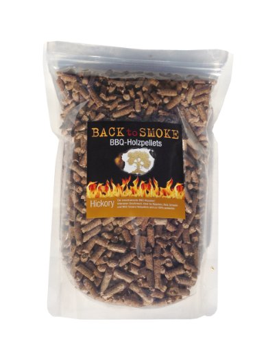 Grill Pellets Back to Smoke Cherry, 1.25 kg