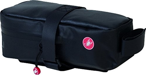 Castelli Undersaddle XL Bag Black, One Size (Best Mining Companies To Invest In)
