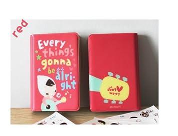 Amazon.com: Coreano Lovely Niñas ID tarjeta de Crédito ...
