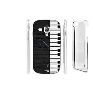 FUNDA CARCASA PIANOFORTE LINEA PARA SAMSUNG GALAXY S3 MINI GT-I8190