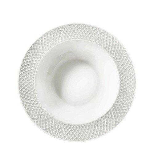 Pasta Plate Deep (Wilmax WL-880102, 9