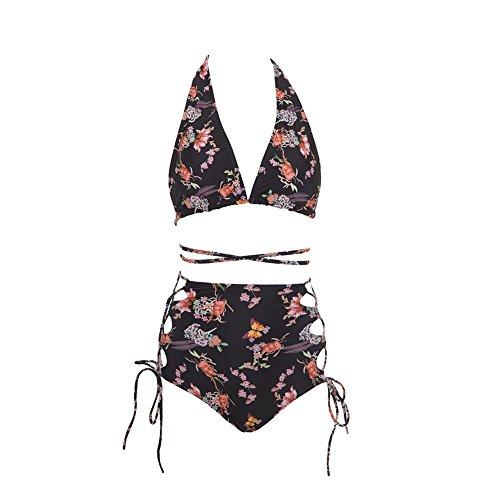 Halter Top Bikini Set in Australia - 1