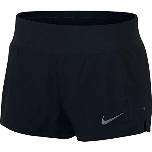Shorts Women's Reflective Black Silver Nike Sports qPwEdE7