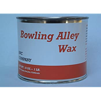 Amazon Com Bowling Alley Wax Clear Paste Wax 16 Oz Can
