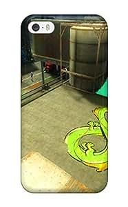 Premium Tpu Shaun White Skateboarding Cover Skin For Iphone 5/5s(3D PC Soft Case)