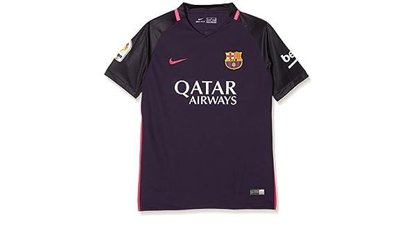 Nike 777027-524, Camiseta Fútbol Club Barcelona Infantil: Amazon.es: Deportes y aire libre