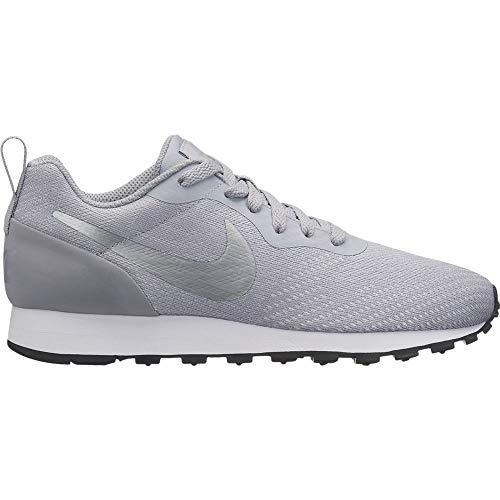 3b3733fa5d4c Wmns Multicolore Silver Md Grey Donna Da Platinum Mesh wolf 2 pure 008  Fitness Nike Scarpe ...