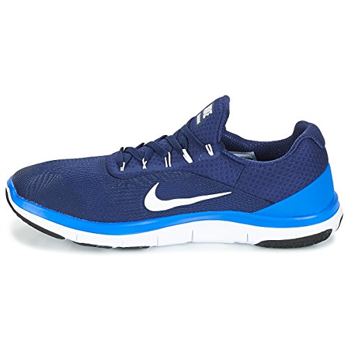 White NIKE Free v7 Blue Trainer Binary Training Men's black Cobalt Shoe hyper qpq8ra