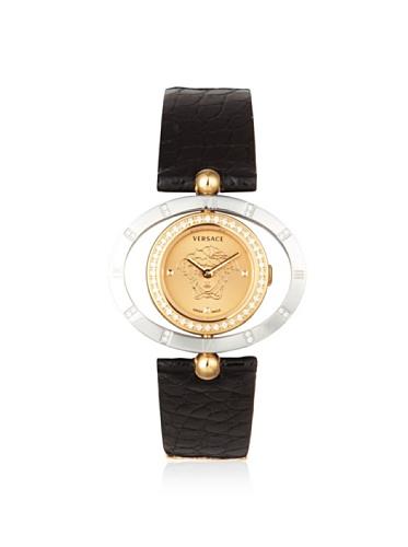 Versace 91Q89FD997 S009 Womens Eon Gold Watch
