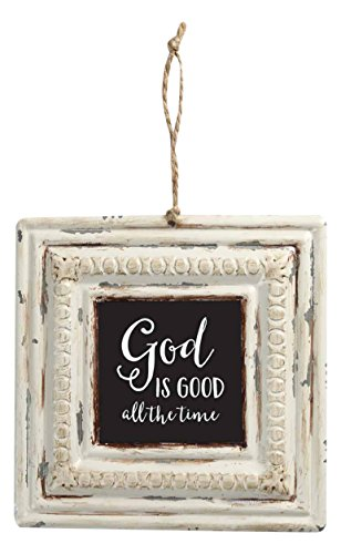 Brownlow Gifts God is Good All The Time Vintage Tin Sign