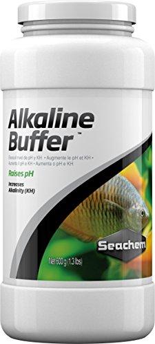 - Seachem Alkaline Buffer 600gram