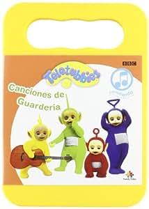 Teletubbies 8 Canciones De Guarderia [DVD]