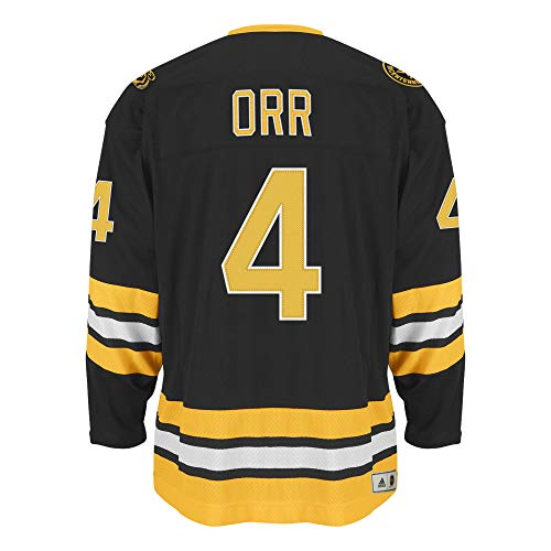 adidas Bobby Orr Boston Bruins Heroes of Hockey Authentic Vintage Jersey (52/L) -