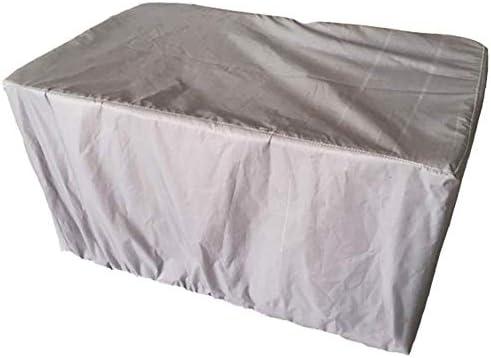 家具カバー ファニチャー ファニチャーカバー ガーデン家具カバー 防水 パティオテーブルとチェアセットカバー 屋外保護カバー 長方形、5個 ガーデン 庭用保護カバー シャンボ14011 (Size : 200×160×70cm)