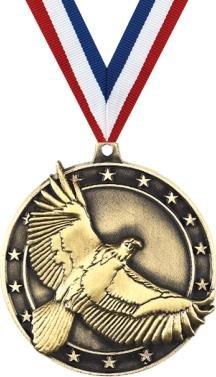 Crown Awards Eagle Medals - 2