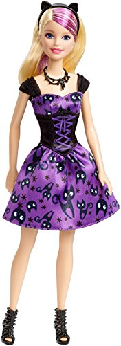 Barbie Moonlight Halloween Doll]()