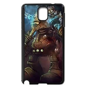 Samsung Galaxy Note 3 Cell Phone Case Black League of Legends Nunu Bot SH3836249