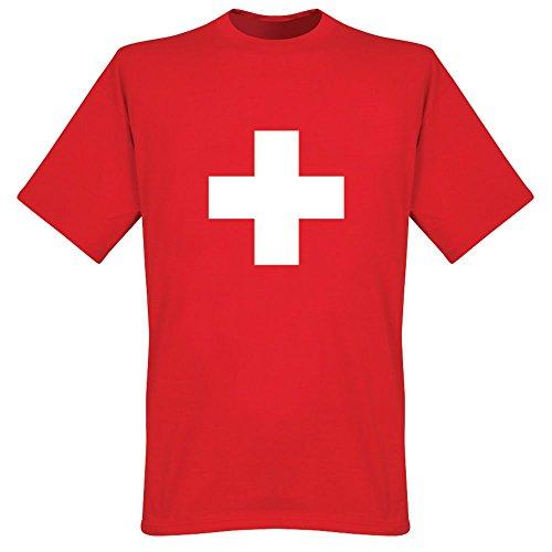 Svizzera Home Maglietta