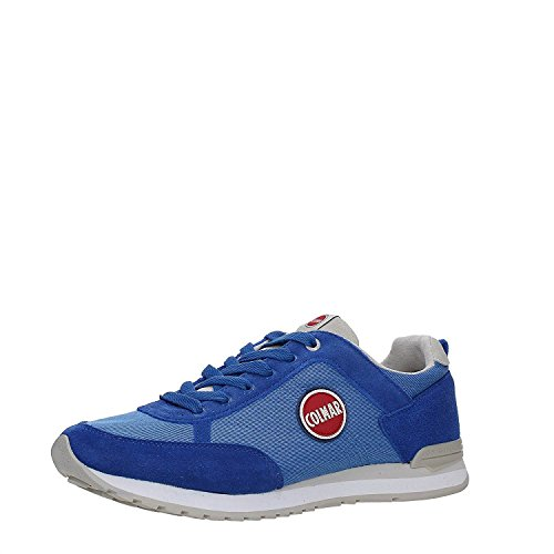 Colmar , Herren Sneaker blau royal/light gray