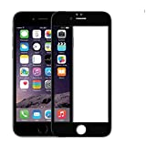 SHOPKART Edge 2 Edge 5D Tempered Glass Screen Protector for iPhone 7 (Black)