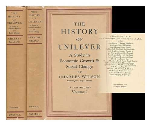 the-history-of-unilever