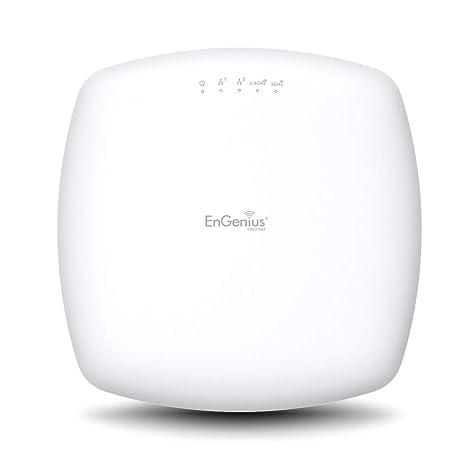 EnGenius Neutron IEEE 802 11AC 2 50 GBIT/S Wireless Access Point, 5 Ghz,  2 40 Ghz -8 x Internal Antenna (S), Mimo Technology, Beamforming Technology