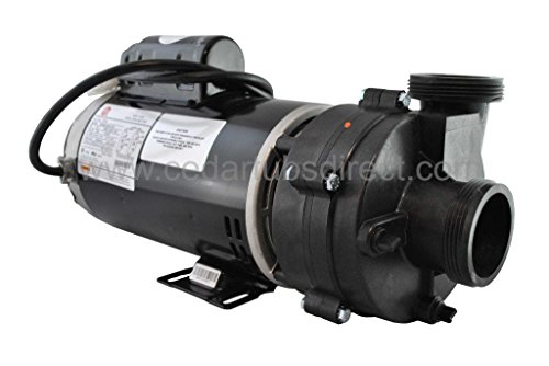 Northern Lights Group 4 HP Spa Pump - Vico Ultimax by UltraJet/Balboa Niagara Hot Tub Pump -230 VAC (Pump Spa Ultimax)