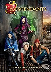 Imprisoned Queen (Descendants (DVD) from Disney)