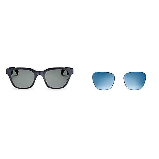 Amazon.com: Bose Frames Audio - Gafas de sol, color negro ...