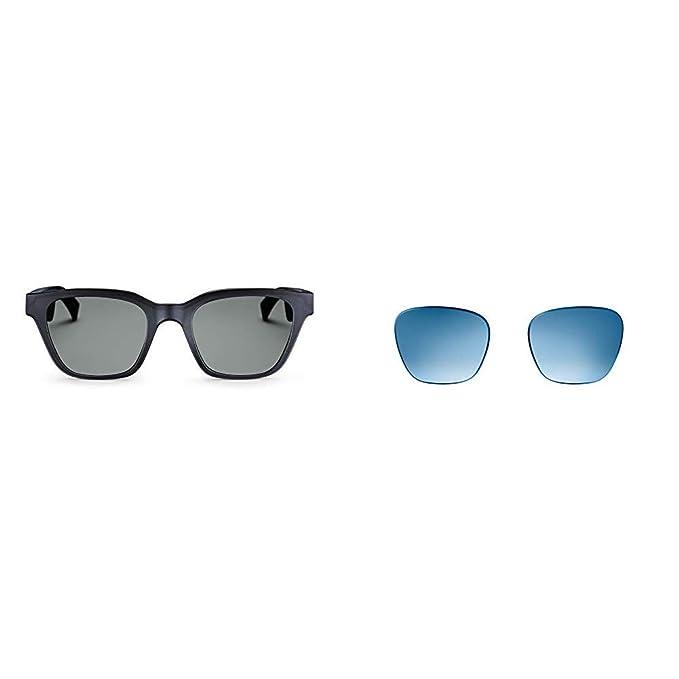 Amazon.com: Bose Frames Audio - Gafas de sol, color negro ...