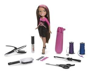 Bratz Magic Hair Grow and Cut Doll - Yasmin
