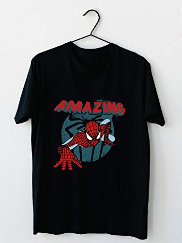 Amazing Spider Man, Spider Man - Long Sleeve T shirt Hoodie for Men Women Unisex (The Amazing Spider Man Long Sleeve Shirt)