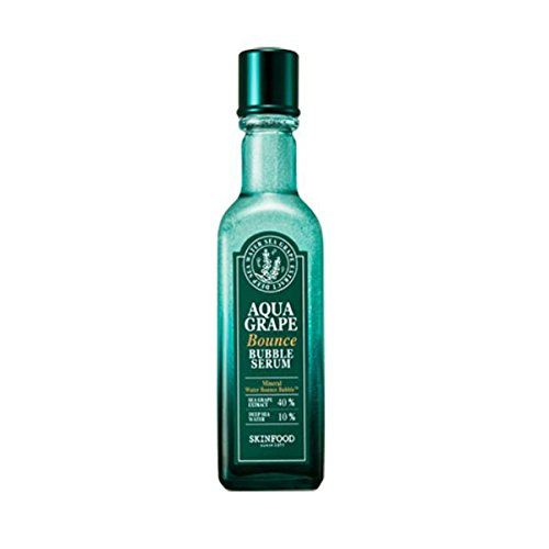 SKINFOOD Aqua Grape Bounce Bubble Serum, 120ml