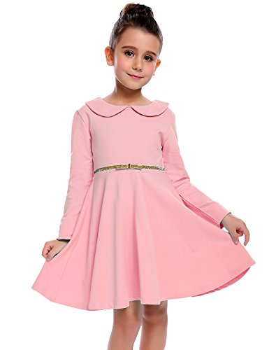 peter pan collar dresses - 9