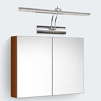 SJUN Mode Led Spiegel Leuchten Spiegel Schrank Lampe Schlafzimmer  Waschbecken Badezimmer Spiegel Schrank Licht Wandleuchte,
