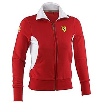 Ferrari Scuderia Zip Sudadera F1 Sport Chaqueta Jacket ...