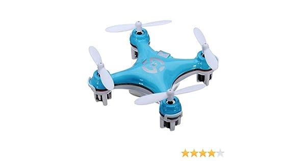 GARY&GHOST CX-10 Mini Drone Nano Cuadricópteros RTF - 4 Canales 6 ...