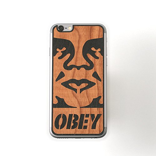 Lazerwood OBEY Skin pour Apple iPhone 6