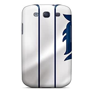 Fashion Protective Detroit Tigers Case Cover For Galaxy S3