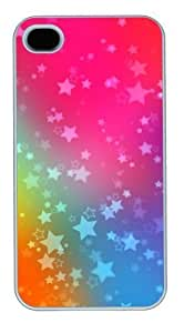 For Ipod Touch 5 Case Cover cassette cases patterns abstract colors star 24 PC White for For Ipod Touch 5 Case Cover