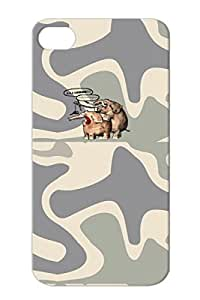 Dirtproof Black For Iphone 4 Finally Some Response Fun Little Comic Strip Elephant Dirty Funny Comic Case