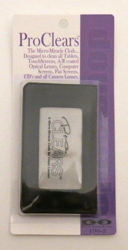 Optic Shop Pro-Clears Ultra-High Quality Microfiber Eyeglass Lens Cloth