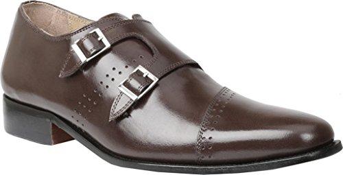 Giorgio Brutini Mens Carbonne Slip-on Loafer Brun