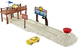 Disney Pixar Cars 3 Fireball Beach Run Playset