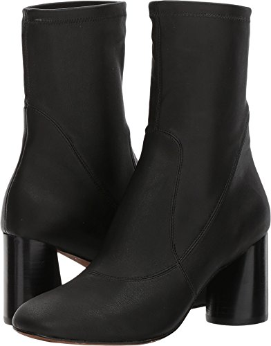 Donald J Pliner Women's Gisele Black Nappa Stretch 8 M US