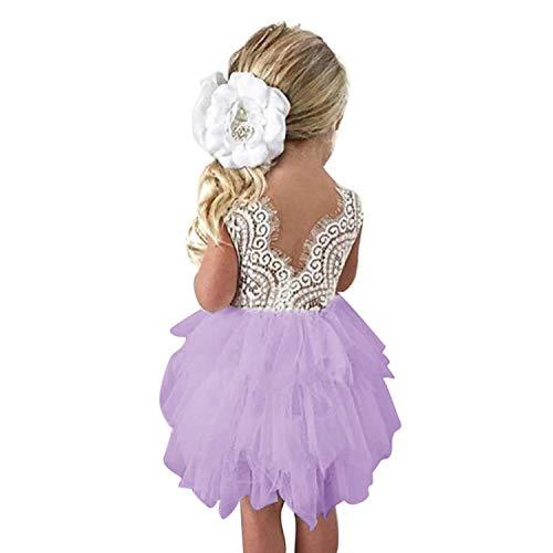 Homemade Flower Costumes For Toddler - NNJXD Toddler Girls Lace Back Tutu