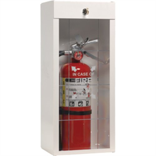 JL Industries 926LS Surface Mount Extinguisher Cabinet, 2/Box by JL Industries